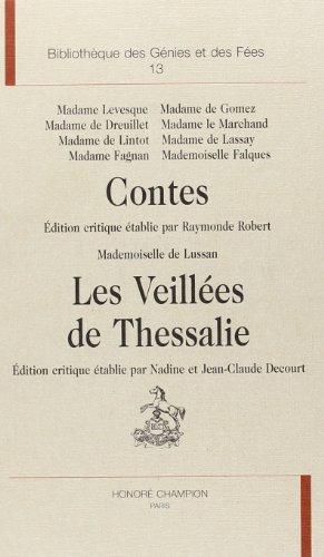 Contes - Les veilles de Thessalie
