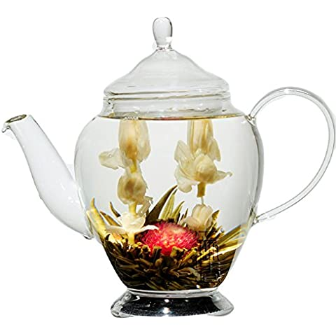 SaySure - blooming tea ball China scented tea art different surprise