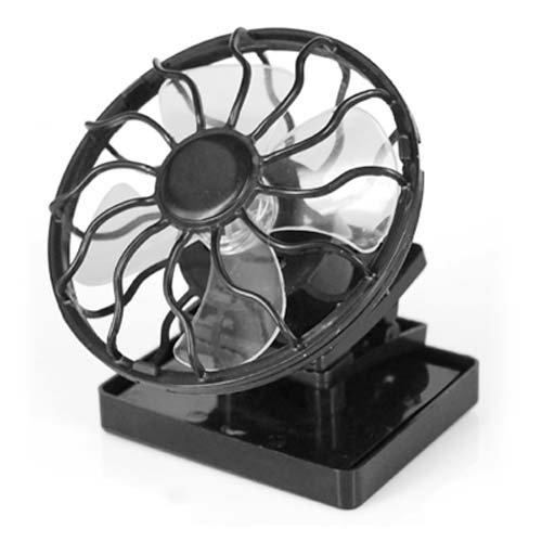 DIGIFLEX Nuevo ventilador refrigeración de clip funciona con energía solar con minipanel...