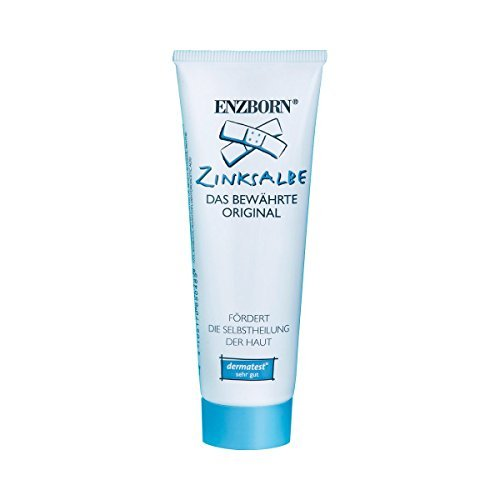 Enzborn Zinksalbe 50 ml, 1er Pack (1 x 50 ml)