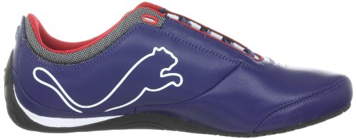 Puma Drift Cat 4 BMW 304321 Herren Sportive Sneakers Blau (medieval blue-white 02)