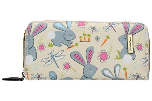 romeo-rabbit-print-large-zip-around-wallet