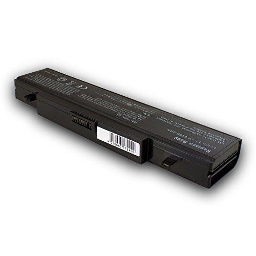 MTEC Batterie 4400mAh 48,84Wh 10,8/11,1V pour Samsung R408 R458 R468 R510 R519 R509 R520 R525 R528 R530 R540 R580 R710 R720 R730 Q318 remplace original avec désignation: 020-6580-A AA-PB9NC6B AA-PB9NS6B9 AA-PB9NS6B AA-PB9NC6W