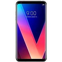 LG H930 V30+ Smartphone, 128 GB, TIM, Aurora Nero [Italia]