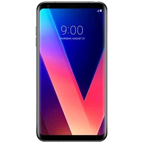 Lg 773980 H930 V30+ Smartphone 128GB Brand Tim, Kamera 16MP Android 7.0 (Nougat) Aurora schwarz
