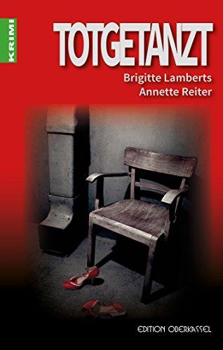 Buchseite und Rezensionen zu 'Totgetanzt (Krimi 11)' von Brigitte Lamberts