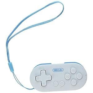 GBlife 8bitdo Zero Mini Gamepad, Bluetooth Wireless Game Controller mit selbst Fernauslöser Funktion, Spiele Konsole für Android iOS