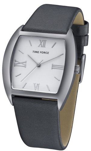 Time Force Damen Armbanduhr Vizira Dunkelgrau TF4096L07