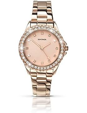 Sekonda Damen-Armbanduhr Analog Quarz 4253.27
