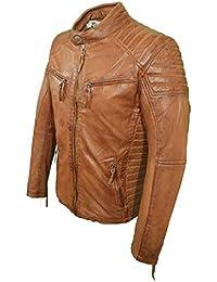 adaa6362ec440f Suchergebnis auf Amazon.de für: Lederweste mit Fell: Bekleidung