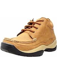 TOMCAT Men's Faux Leather Boots