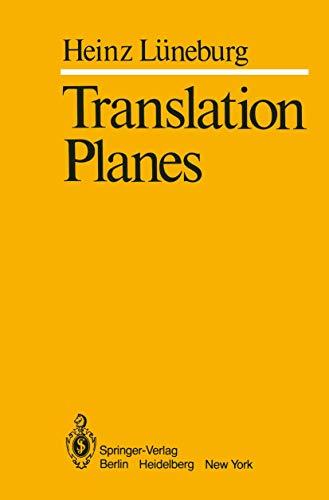 Translation Planes