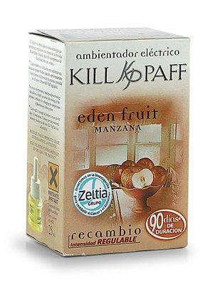 Xylazel kill-paff - ambientador recambio manzana.