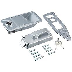 Brunner, Lucchetto in Metallo per Porta, Standard