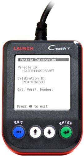 Volvo Scanner (OBD2 Scanner Tester Launch Creader V Deutsch OBD 2 Fehler lesen und löschen Diagnosegerät)
