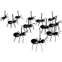 rukauf 12x Hormigas piekser Tenedor Aperitivos para Fiestas canapés–Decoración Fiesta de Pinchos