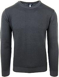 Armani Jeans - Pull - Homme gris gris foncé