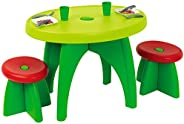 Ecoiffier Garden Table And 2 Chair Set - 3 Years & A