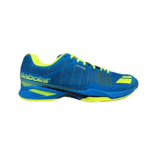 Zapatilla De Padel Babolat Jet Team Clay Men Blue-44,5