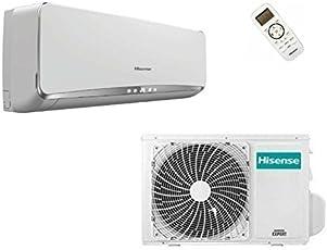 Climatizzatore Condizionatore Hisense NEW ECO EASY 12000 TE35YD01 R-32 Inverter 2018 A++