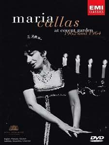 Maria Callas At Covent Garden 1962 & 1964 [DVD] [2012]