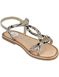 GIOSEPPO PRIYANKA 31853 sandalias de correa de color rosa infantil 31 JmeqwxPnL