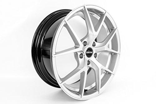 Seitronic® RP5 Alufelge | Exclusiv Design | Hyper Silver 8J 5x112-ET45-57,1