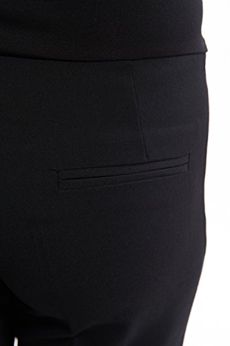 motherway - Pantalon spécial grossesse - À Pinces - Femme Noir
