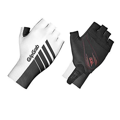 GripGrab - Aero TT, Color Blanco,Negro, Talla XL