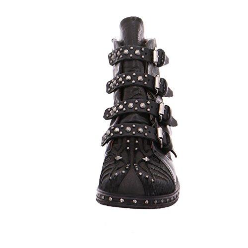 A.S.98 967245, Bottes pour Femme Noir