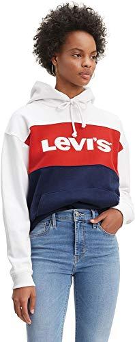 2d636058933 Levi's® Women Hoodies Sportswear White L