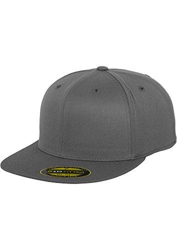 Flexfit - Premium 210 Fitted Cap (Dark Grey) - Gris -