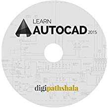 Digi Pathshala Learn AutoCAD 2015 DVD Video Lectures (11 hours of Content and 110 Lectures)