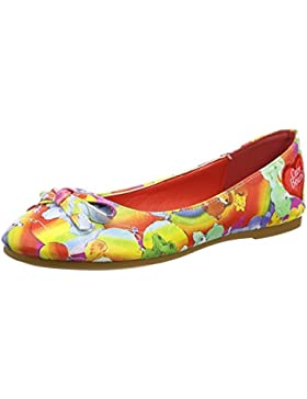 Iron Fist - Lots A Rainbows Flat, Scarpe con plateau Donna