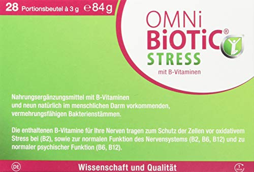 Omni Biotic Stress Pulver Beutel 28x3g -