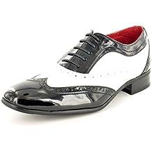 My Perfect Pair - Zapatos de cordones para hombre Negro negro