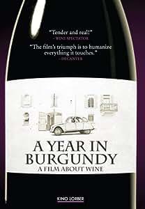 Year in Burgundy [DVD] [2012] [Region 1] [US Import] [NTSC]
