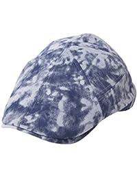 CQ Sombrero Azul Creativo Hombre Marea de Invierno Camuflaje Casual Otoño Boina  Pintor Sombrero Regalo 329cf138034
