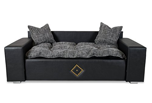 Hundesofa Hundebett Katzenbett DOG & CAT -NEU- XXL Kunstleder Luxus Couch - 2