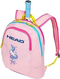 545c0fb550 Head Testa per Bambini Bambini Zaino Portaracchette, Bambino, 283629LPYW,  Light Pink/Yellow
