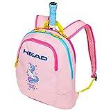 Head Testa per Bambini Bambini Zaino Portaracchette, Bambino, 283629LPYW, Light Pink/Yellow, Taglia Unica
