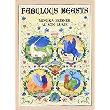 Fabulous beasts by Alison LURIE (1981-08-01)