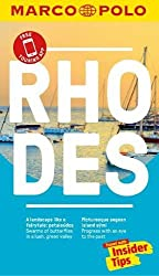 Rhodes Marco Polo Pocket Travel Guide - with pull out map (Marco Polo Guides) (Marco Polo Pocket Guides)