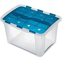 Clear Ocean/Terry Home Storage Box Home Box 40x l37,2p53,9x h33,3 preiswert