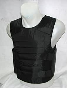 Bullet Proof Body Protection Level 3A Armour Vest Bulletproof Size S - XL