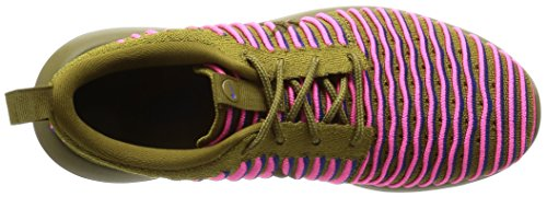Nike Damen 844929-300 Trail Runnins Sneakers Grün