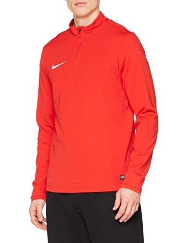 Nike Mens Academy Dri-Fit Quarter Zip Midlayer Training Top