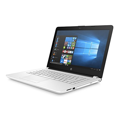 "HP 15-BS092NS - Ordenador portátil de 15.6"" (Intel Celeron N3060, 8 GB de RAM, 500 GB de disco duro, Windows 10 Home) blanco nieve - teclado QWERTY español"