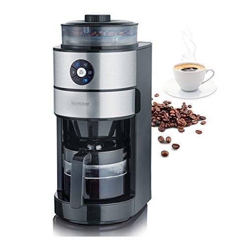 Severin KA 4811 Cafetera Semi-Automática