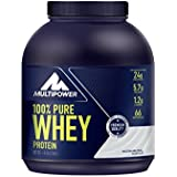 MULTIPOWER MP-11272 New 100% Pure Whey Protéines Saveur Neutral